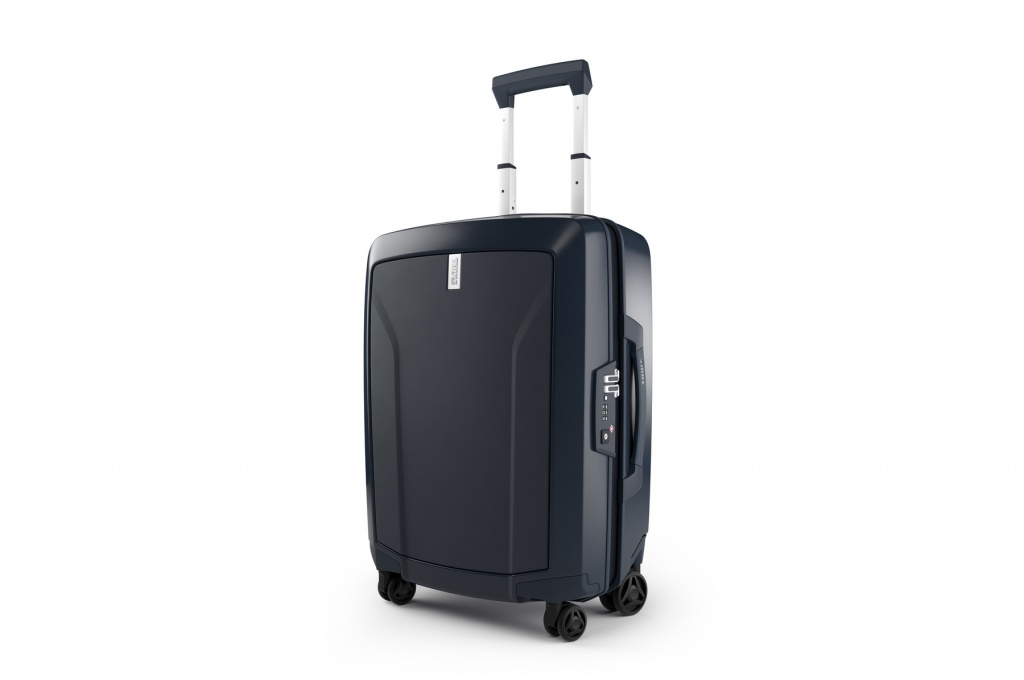 Thule Revolve Wide-body Carry On Spinner цвет Blackest Blue