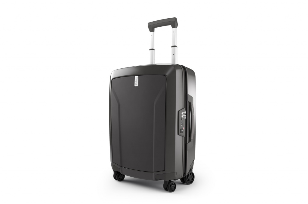 Thule Revolve Wide-body Carry On Spinner цвет Raven
